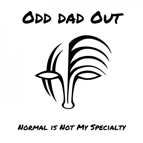 Odd Dad Out Podcast logo