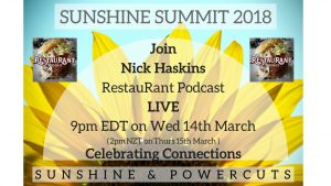 RestauRant Nick Haskins