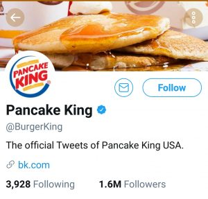 pancake king