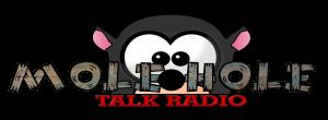mole hole radio